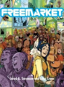Freemarket cover