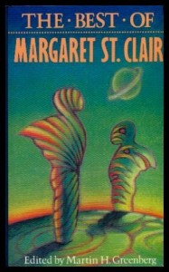 The Best of Margaret St. Clair cover