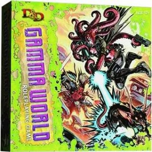 Gamma World 4E
