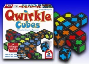 Qwirkle Cubes (Schmidt Spiele)